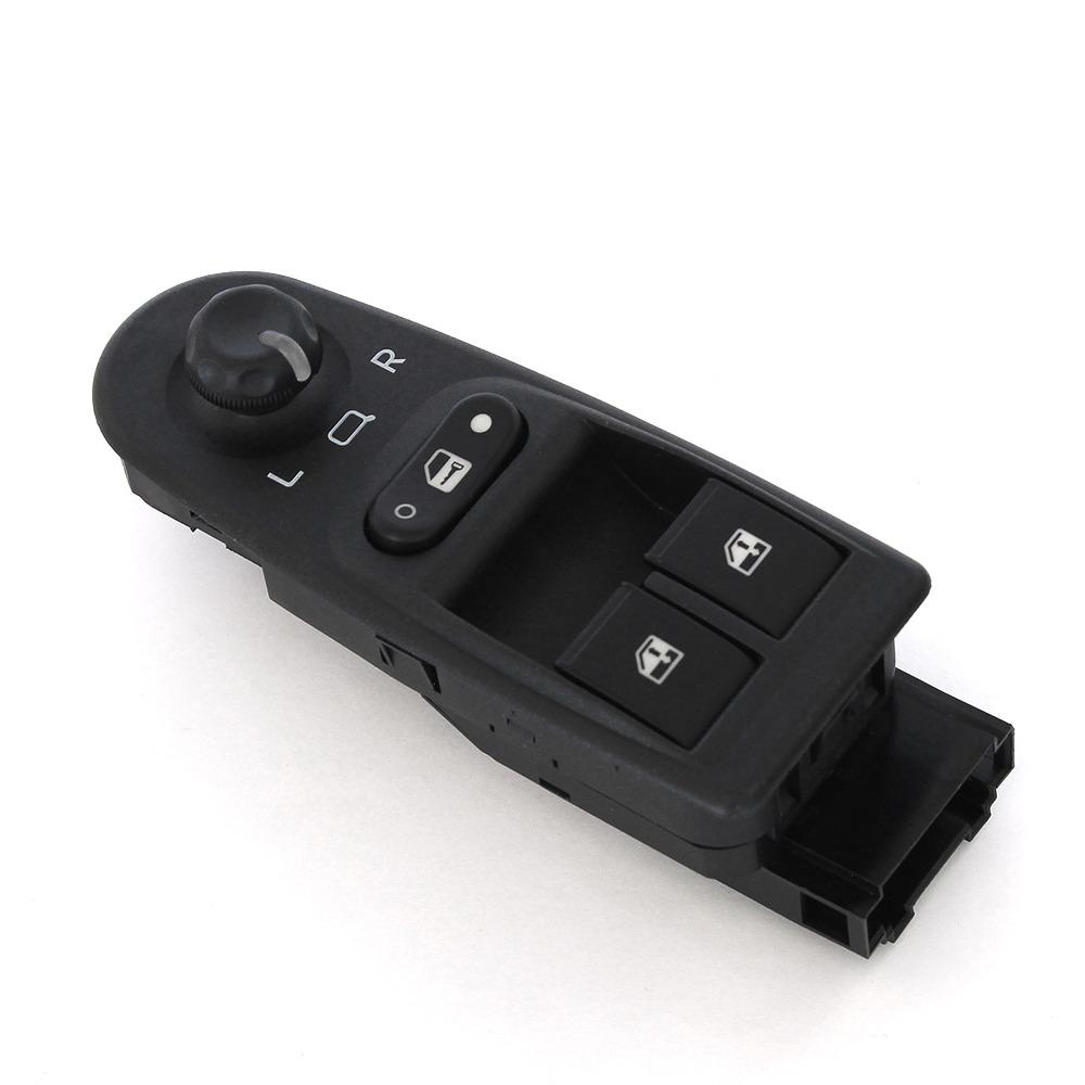 Блок переключателей стеклоподъемников Е11.3709010-09